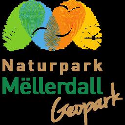 Natur- & Geopark Mëllerdall Logo