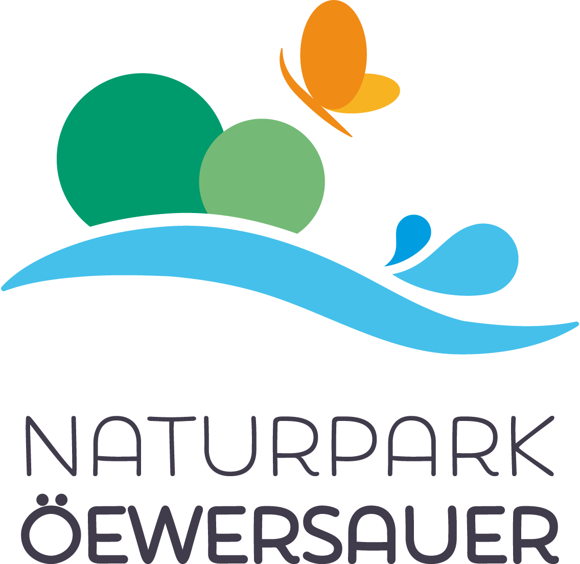 Naturpark Öewersauer Logo